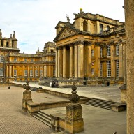 Blenheim Palace,Oxfordshire